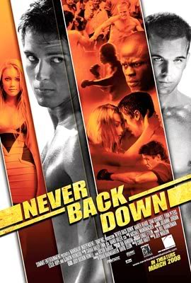 neverbackdownPoster